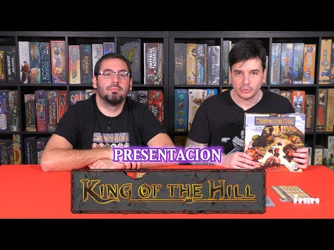 Presentación - King of the Hill: The dwarf throne