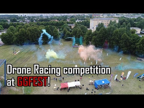 GGFEST Drone Racing Competition #King of the HILL(Only on PC)