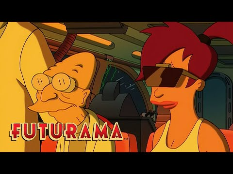 FUTURAMA | Season 4, Episode 1: Back In Time | SYFY