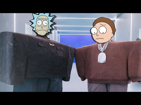 "Lil Pump & Kanye West - ""I Love It"" (Rick and Morty Parody)"