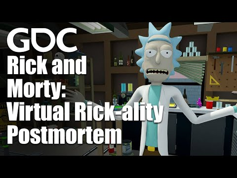 Rick and Morty: Virtual Rick-ality Postmortem: VR Lessons *Burrrp* Learned