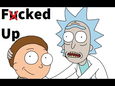 F*cked Up - A Rick and Morty fanfic
