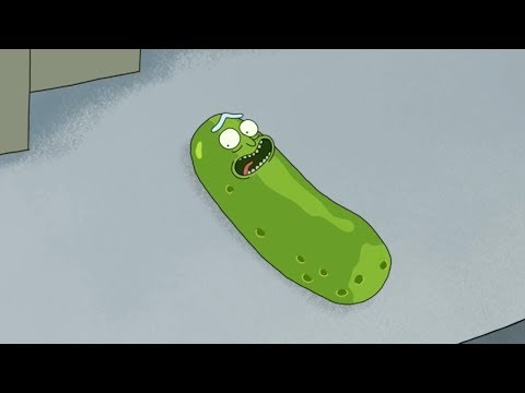 "RICK & MORTY Outtakes ""Pickle Rick (HD) Justin Roiland Series"