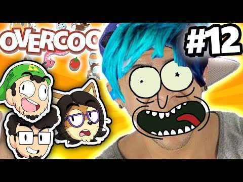 EVERSON ZOIO Vs MINGUADO Vs PICKLE RICK!  | Overcooked #12