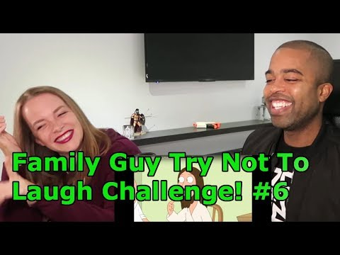 Family Guy Try Not To Laugh Challenge! l Family Guy Funniest Moments #6 (REACTION 🔥)