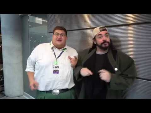 Peter Griffin and Silent Bob (Noise rap)