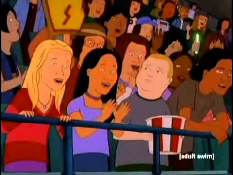 King of the Hill - Would You Care To Dance?