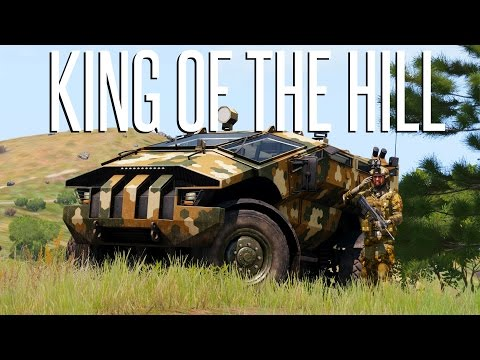COMPETITIVE KING OF THE HILL EVENT! - Hostile Takeover ArmA 3