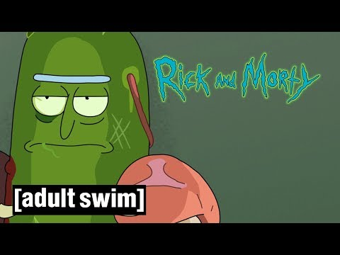 Inside 'Pickle Rick' | Rick and Morty | Season 3 | Adult Swim