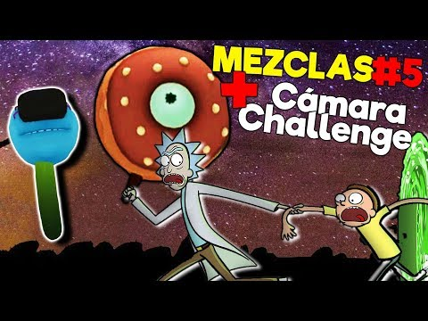 PICKLE RICK (MEESEEKS) y MEZCLAS DE SUBS #5 | Rick y Morty en Realidad Virtual