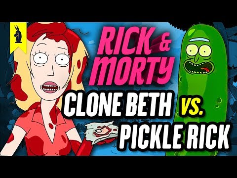 Clone Beth vs. Pickle Rick: Does Choice Matter? – Rick and Morty Season 3 Episode 9 Breakdown