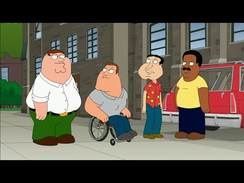 Family Guy    -    Peter Wants To Find God